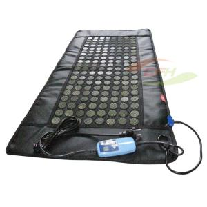 China China 110*50cm thermal fir therapy infrared electric jade massage mattress on sale