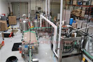 China Soft Drink Beer Bottle Filling Machine Beverage Bottling Machine High Speed on sale