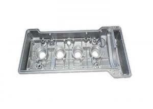 China Aluminum Alloy Die Casting Products For Auto Cars ASTM A380 Aluminum Casting Supplier on sale