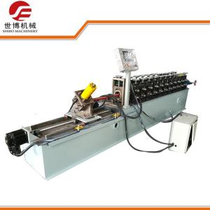 China Light Gauge Steel C Profile Cold Roll Forming Making Machine For Roof Truss on sale