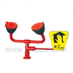 Quality SH902-Deck/bench mounted eye wash,brass for sale