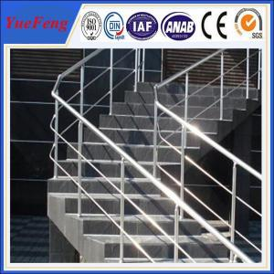 China High Quality Aluminum Balustrades & Handrails from China Top 10 Manufacturer on sale
