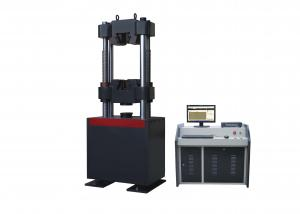 China Tensile Tester Computer Control Hydraulic Universal Testing Machine Tensile Testing 6KN - 300KN on sale