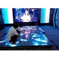 Disco Design Nightclub Led Dj Stage Dance Floor With 65536 Pixel Density