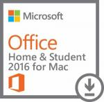 China Personal MS Office License For Mac , Home And Student Office2016 Mac 1 User wholesale