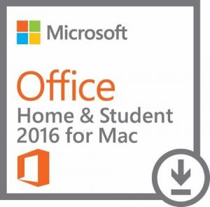 Quality Personal MS Office License For Mac , Home And Student Office2016 Mac 1 User for sale