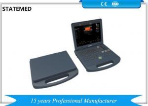 China Single Probe Interface Doppler Ultrasound Device , 320mm Portable Ultrasound Scanner on sale