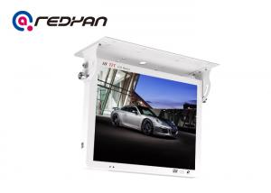 China Custom 3G Rolling Bus Tv Monitors Android  With LED Backlight , DC 8V-36V on sale