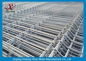 China Cerca soldada con autógena galvanizada sumergida caliente de la malla de alambre con el diámetro de alambre de 4m m on sale