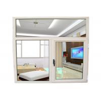 Custom Construction 6063-T5 Aluminium Window Profiles With Anodizing