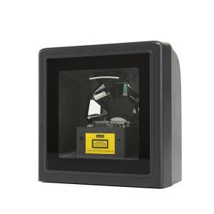 China Desktop Supermarket Usb Scanner Device Automatic 1D Barcode Scanning Platform on sale