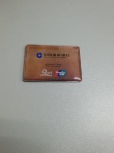 China Contactless UnionPay Cutom Smart Card with Customzed size for Quick Payment on sale