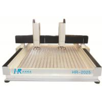 High Accuracy Stone Engraving Machine Stable Structure For Organic Glass