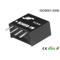 0.25 - 1 w 12VDC Isolated Dc Dc Converter Module For Car Electric Circuit Power