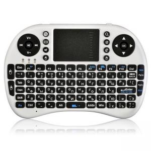 China Android TV Box Remote Control Wireless Keyboard Fly Air Mouse / Flying Mouse 2.4GHz RF on sale