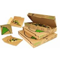 UV Coating Frozen Food Packaging Boxes Free Sample ISO14001 Approved
