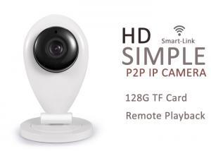 China Mini Cube Wireless Wifi IP Camera /  128G Micro SD Card IP Camera Support Remote Playback on sale