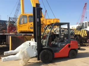Used Toyota Forklift With Bale Clamp Hot For Sale in China