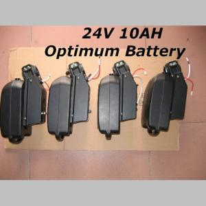 China 24v 10ah Ebike Lifepo4 Battery Pack , Lifepo4 Rechargeable Battery on sale