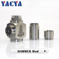 YACYA Stainless Steel 510 Electronic Cigarettes With Full Mechanical Mod