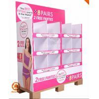 Supermarket clothes T paper display stand, underwear underwear paper shelf, environmental protection wardrobe