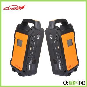 China Jump Start Type and FCC, CE-EMC/SGS/ITS Certification mini car jump starter on sale