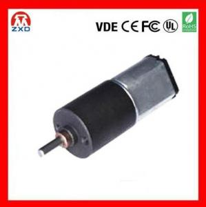 China 16mm dc planetary gear motor 3V 6V on sale