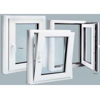 Tilt And Turn Sash Custom Aluminium Windows Wind Resistance With Nice Appearance