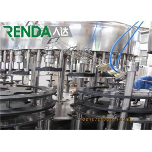 China Plastic Screw Cap Water Bottle Filling Machine Drinking Water Filling Machine on sale