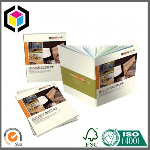 China Catalog Book Magazine Brochure Printing; Product Catalog Printing Service Factory on sale