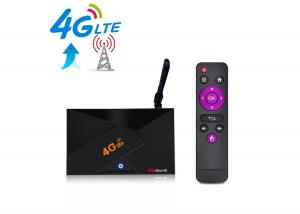 China Ihomelife 2018 4g wifi dongle sim card Android tv box RK3229 1GB Ram 4K UHD 4G LTE router WIFI smart tv box on sale