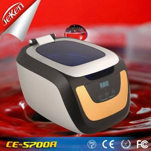 China 50W Touch-key High Quality Equipments For Glasses Shop Ultrasonic Cleaning Machine 0.75l(Jeken CE-5700A) on sale