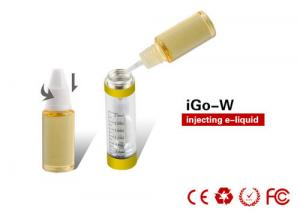 China Eco Friendly 2.0ml D14mm EGO Electronic Cigarette Clearomizer 800 puffs For Electric Smoking on sale