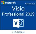 32/64 Bit Bind Ms Account Microsoft Visio 2019 Professional Plus