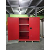 China Durable Fireproof Paint Storage Lockers 12 Gallon For Combustible Liquid on sale