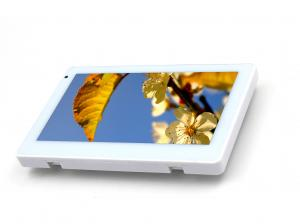China SIBO In Wall Mount 7 Inch Tablet PC With RS232 RS485 GPIO For Industrial Control on sale