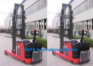 China NAERF15 Narrow Aisle Forklift Truck High Safety Operation With 1.5T Capacity on sale