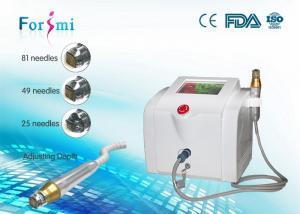 China Non-invasive fractional rf for skin surfacing machine Microneedle RF Machine on sale