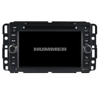 Hummer H2 2008-2011 Centrais Multimedia Android 9.0 2 Din Car Multimedia Player With DSP Support 3G 4G WiFi HUH-7723GDA