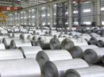 Bobina de aço do Galvalume de prata brilhante de SPCC para materiais de construção