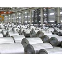 SPCC Bright Silver Galvalume Steel Coil For Construction Materials