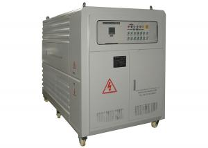 China 600 KW Portable Ac Load Bank , Metal Alloy Programmable Dc Electronic Load on sale