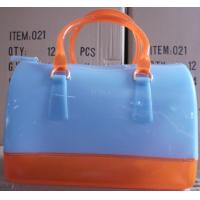 2013 Fashion Candy Handbags Bags Transparent PVC Leather Bags