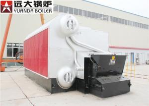 China 4 Ton SZL biomass boiler 1.6mPA Pressure , Biomass Fired Steam Boiler on sale