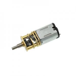 China 10mm 3V / 2.4V Metal Gear DC Gear Motor Low Noise and Large Torque on sale