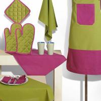 Women Cooking Kitchen Bib Apron, with Pockets, Cotton Canvas, Machine Washable