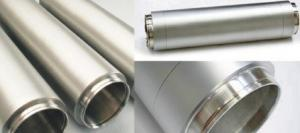China seamless molybdenum tube(rotary target)Molybdenum target (pipe/tube/ring/rotating on sale