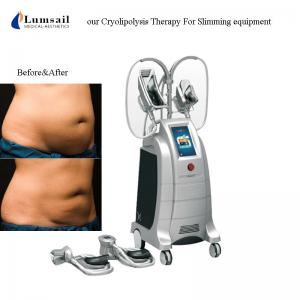 China Cool 4D for Freezing Fat away / Cryo /360 Surround Cooling / Slimming / Shaping machine on sale