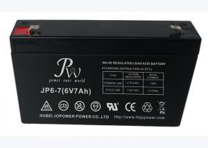 China 6V7AH Sealed Acid Toy Car Battery Used For Children Electric Toy Car on sale