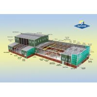 Pre-Engineered Building With Light Steel Structure